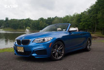 2020 BMW 2 Series Convertible 3 Quarter View