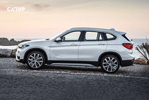 2020 BMW X1 Left Side View