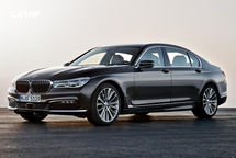 2020 BMW 7 Series 3 Quarter View