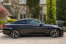 2020 BMW M4 Right Side View