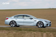 2020 BMW M6 Right Side View