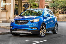 2020 Buick Encore 3 Quarter View