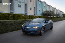 2020 Buick Cascada Front View