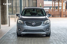 2020 Buick Envision Front View