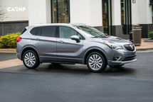 2020 Buick Envision Right Side View