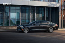 2020 Cadillac CT6 Left Side View