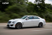 2020 Cadillac CTS-V Left Side View