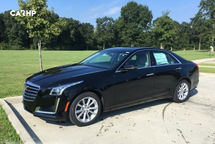 2019 Cadillac CTS Left Side View