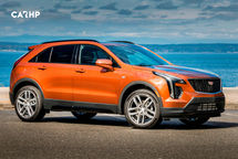 2020 Cadillac XT4 Right Side View