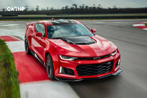 2020 Chevrolet Camaro ZL1 Front View
