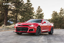2020 Chevrolet Camaro ZL1 3 Quarter View