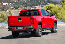 2020 Chevrolet Colorado Rear 3 Quarter View