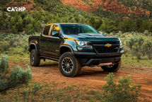 2020 Chevrolet Colorado 3 Quarter View