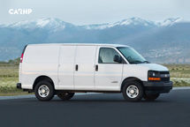 2020 Chevrolet Express Cargo Right Side View
