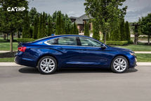 2020 Chevrolet Impala Right Side View