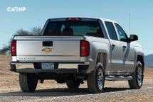 2020 Chevrolet Silverado 1500 LD Rear View
