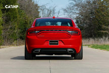 2020 Dodge Charger R/T Rear View
