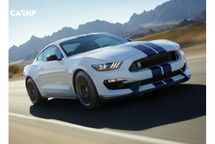 2020 Ford Mustang Shelby GT350 Coupe 3 Quarter View