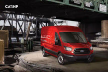 2020 Ford Transit Front View