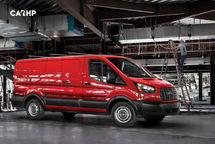 2020 Ford Transit Right Side View