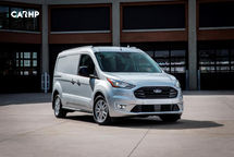 2020 Ford Transit Connect Front View