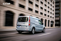 2020 Ford Transit Connect Rear View