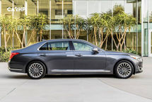 2020 Genesis G90 Right Side View