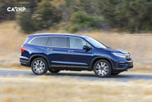 2020 Honda Pilot Right Side View