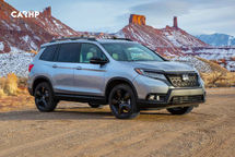 2020 Honda Passport 3 Quarter View