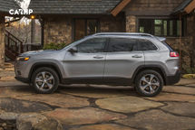2020 Jeep Cherokee Left Side View