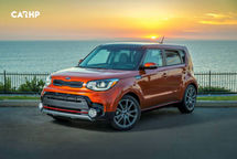2020 Kia Soul 3 Quarter View
