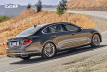 2020 Kia K900 Right Side View