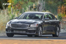 2020 Kia K900 3 Quarter View