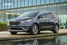 2020 Kia Sedona 3 Quarter View