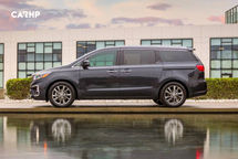 2020 Kia Sedona Left Side View