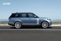 2020 Land Rover Range Rover Right Side View