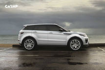 2020 Land Rover Range Rover Evoque Right Side View