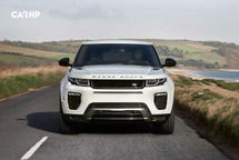 2020 Land Rover Range Rover Evoque Front View