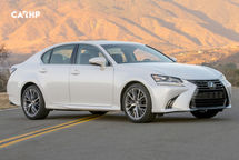 2020 Lexus GS 350 Right Side View