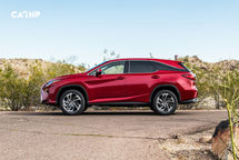 2020 Lexus RX 350L Left Side View