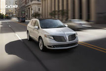 2019 Lincoln MKT Front View