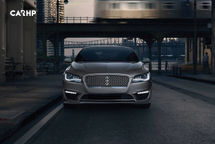 2020 Lincoln MKZ Front View