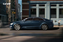 2020 Lincoln MKZ Left Side View