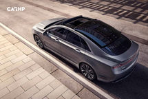 2020 Lincoln MKZ Top View