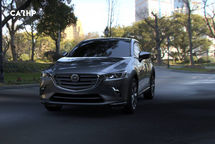 2020 Mazda CX-3 Front View