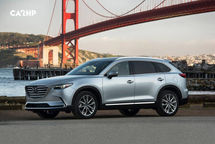 2020 Mazda CX-9 Left Side View