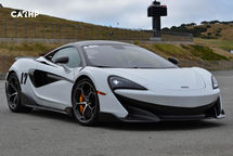2020 Mclaren 600LT 3 Quarter View