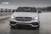 2020 Mercedes-Benz AMG CLA 45 Front View