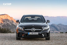 2020 Mercedes-Benz AMG C 43 Front View