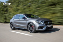 2020 Mercedes-Benz AMG GLA 45 Left Side View
